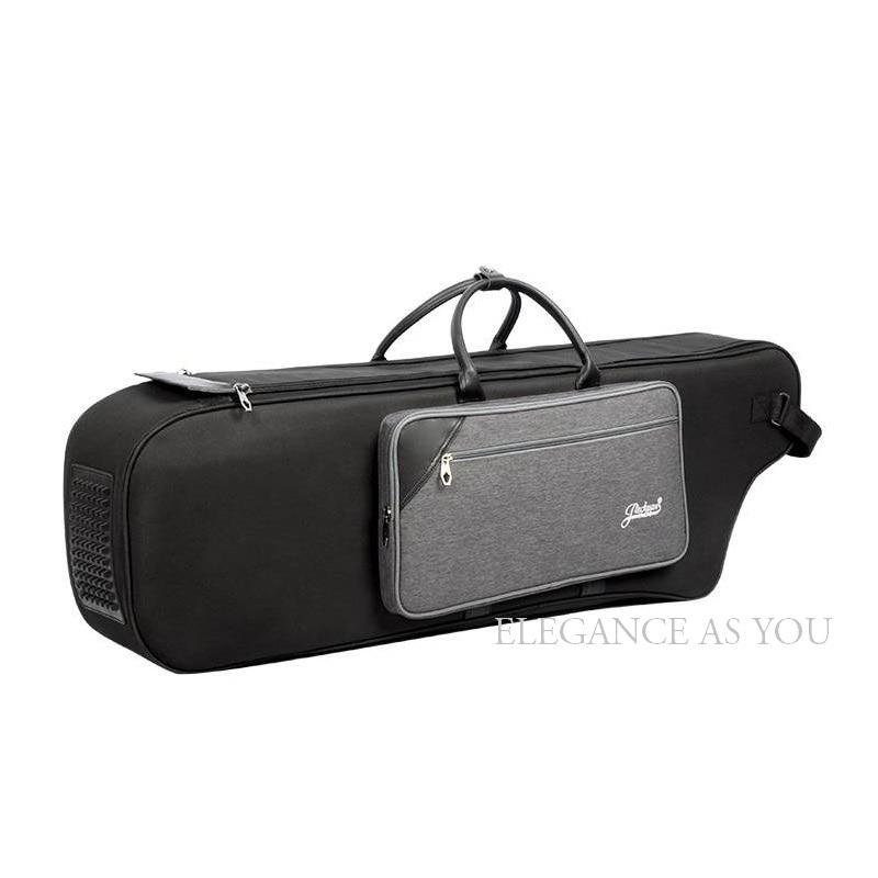 Waterproof Oxford BE Baritone Saxophone Bag Portable Shoulder Strap Drop E Baritone Saxophone Case Backpack Baritone Sax Case