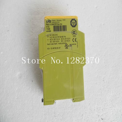 все цены на  New PILZ safety relays PNOZ X1 24VAC / DC 3n / o 1n / c spot 774300  онлайн