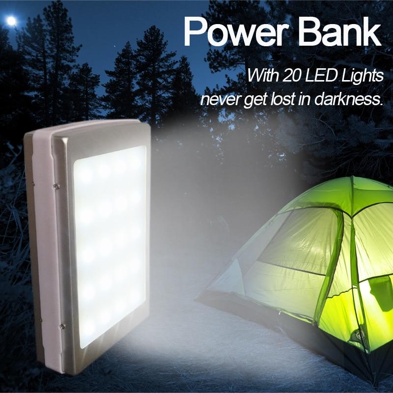 Banco do Poder celular para ao ar livre/camping Saída : 5 V/2a