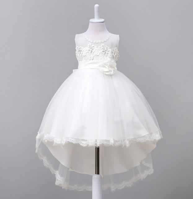 e6975696578a Bambini Comunione Partito Prom Principessa Pageant Abito Da Sposa per 2 A  10 Anni Vecchio Ragazze