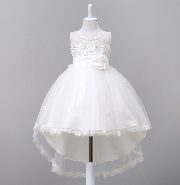 a05c54acb Children Communion Party Prom Princess Pageant Wedding Dress for 2 ...
