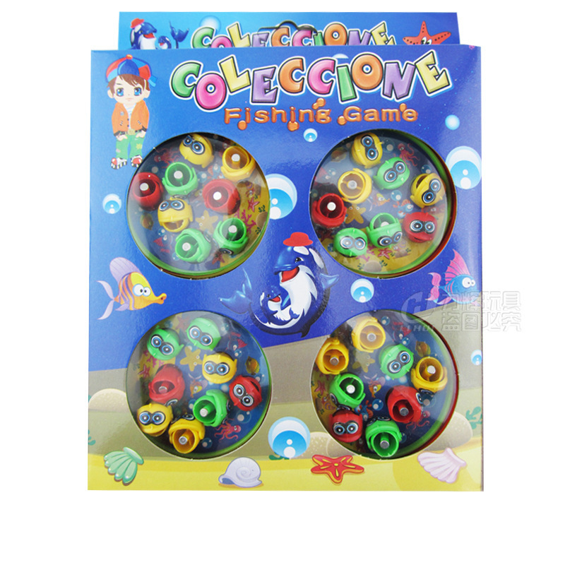 Rotating-Magnetic-Magnet-fishing-toys-4-fishing-poles-48-Pieces-fishes-Singing-kids-children-classic-toys-birthday-gift-3
