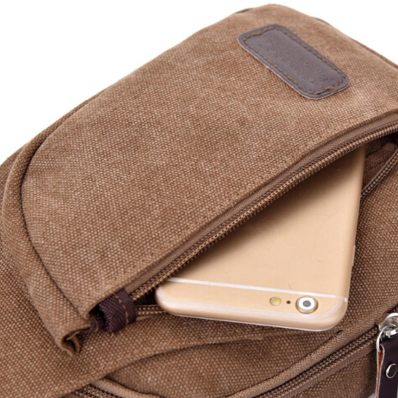 MELIFE New Fashion Man Shoulder Bag Men Canvas Messenger Bags Waterproof Casual Women Travel Military crossbody handbag