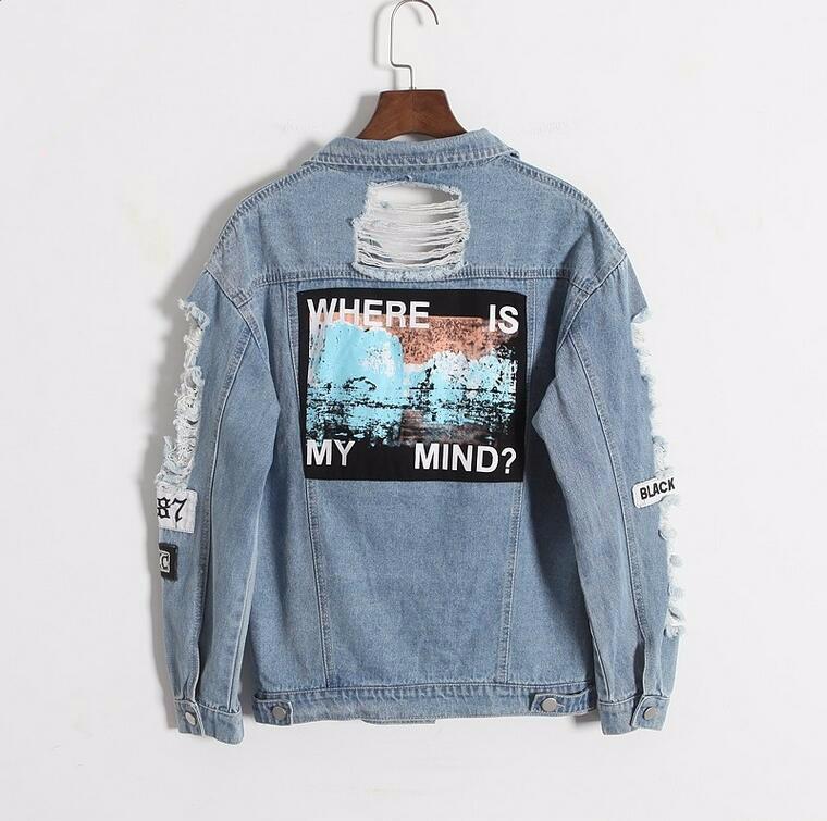 HTB1IC0ANXXXXXXeaXXXq6xXFXXXS - Where is my mind? jacket Light Blue Ripped Denim