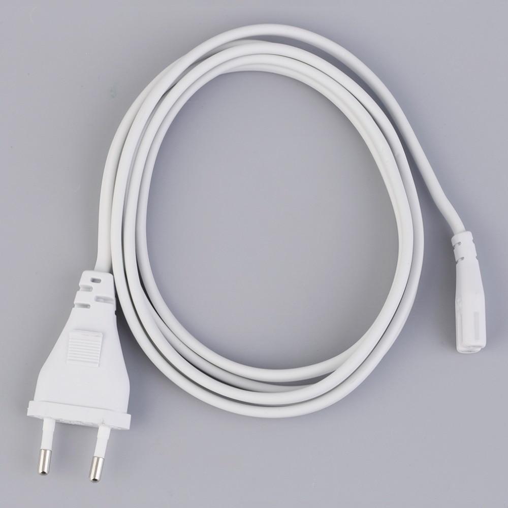 1Pcs Volex EU European 2 Prong Port AC Power Cord Cable 1.5M hot ...