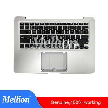 "Genuine A1278 Laptop Top Case for MacBook Pro 13"" 2011 2012 Year with Keyboard and Backlight US English Layout Notebook Top Case"