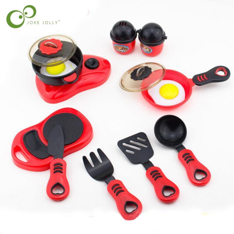 12pcs lot simulation utensils cooking toy kids pretend play kitchen