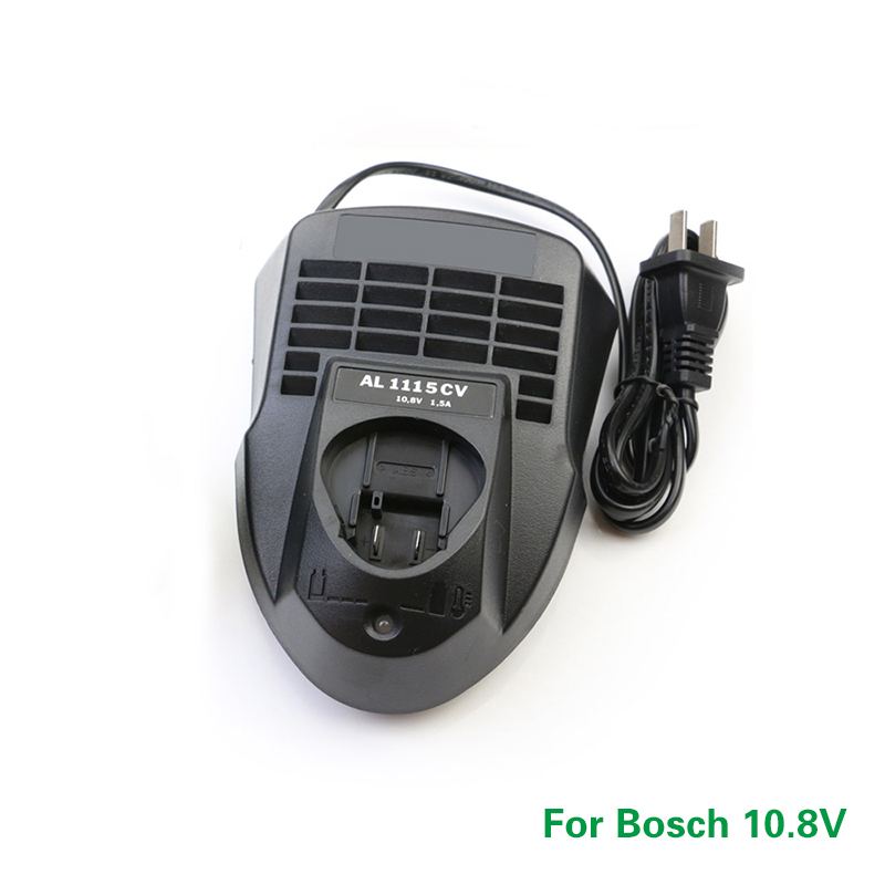 New Replacement Power Tool Battery speediness Chargers for Bosch 10.8V Li-ion Lithium battery AL1115CV, High quality! high quality 14 4v 2000mah ni cd replacement power tool battery for bosch bat038 bat040 bat041 bat140 2 607 335 711 charger