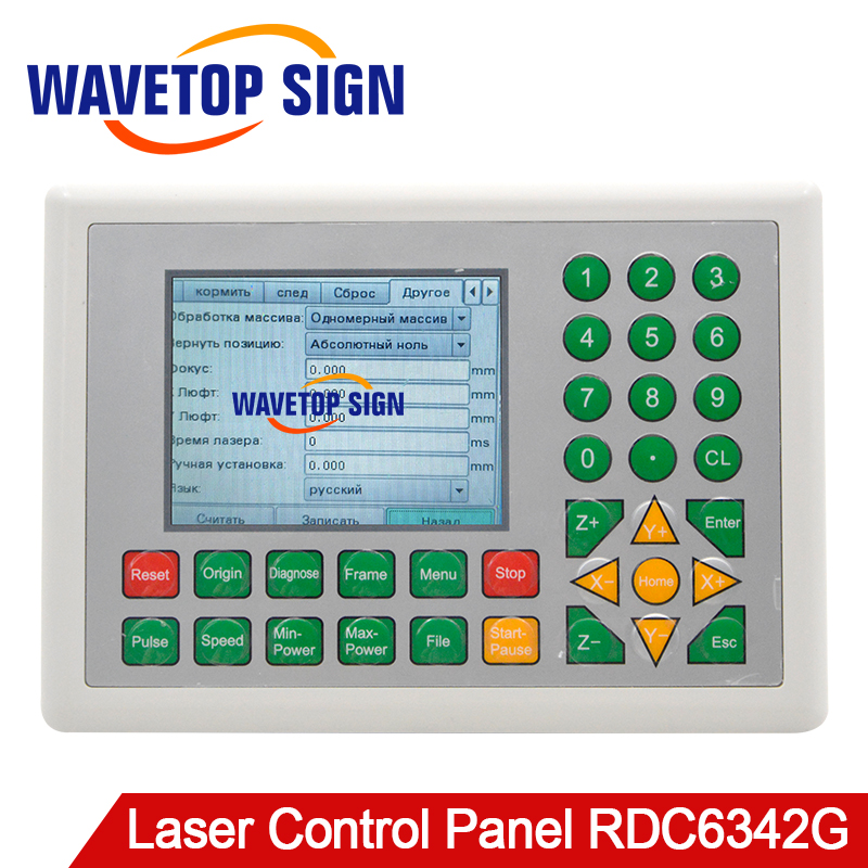 WaveTopSign Ruida RDC6342G CO2 Laser Controller use for Laser Cutting and Engraving MachineWaveTopSign Ruida RDC6342G CO2 Laser Controller use for Laser Cutting and Engraving Machine