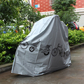 Bike Motorcycle Rain Dust Cover Waterproof Outdoor Scooter Protector Gray For Bike Bicycle Cycling New