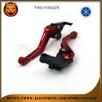 For YAMAHA FZ6 FZ6R FZ6FAZER FAZER RED BLACK BLUE NEW STYLE MOTOR MOTOBIKE Motorcycle Adjustable
