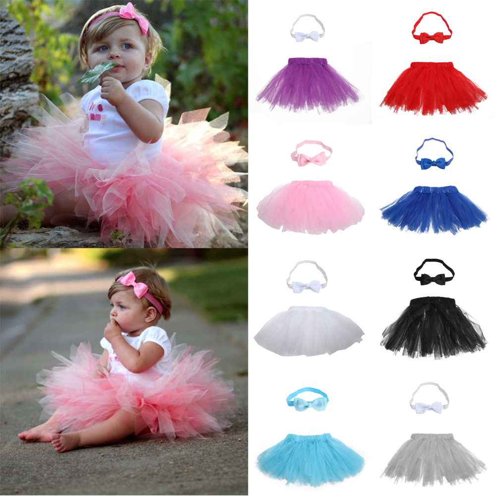 Newborn-Infant-Baby-Girls-Clothes-Photo-Props-Girls-Princess-Bubble-Tutu-Skirt-with-Bowknot-Headband-Outfit-Kids-Clothing-Set-3