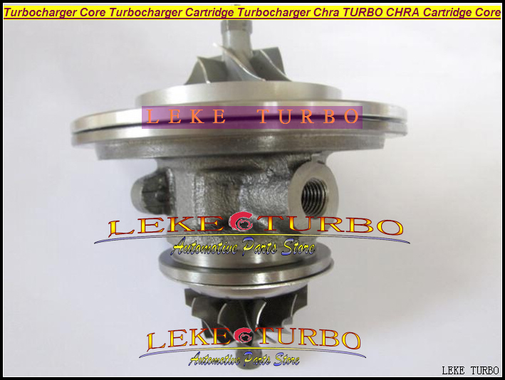 Turbo Cartridge CHRA Core K03 62 53039880062 53039700062 Turbocharger For Peugeot Boxer II For Citroen Jumper DW12UTED 2.2L HDI