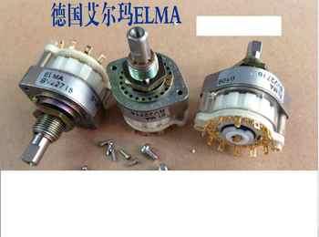 2 TEILE/LOS Deutsch ELMA, Eyre, Ma, 1 messer, 12 ständen, band schalter, BV22716 schalter, verstellbare jedem getriebe