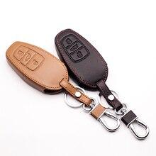 Classic design Genuine Leather Remote Control Car key cover