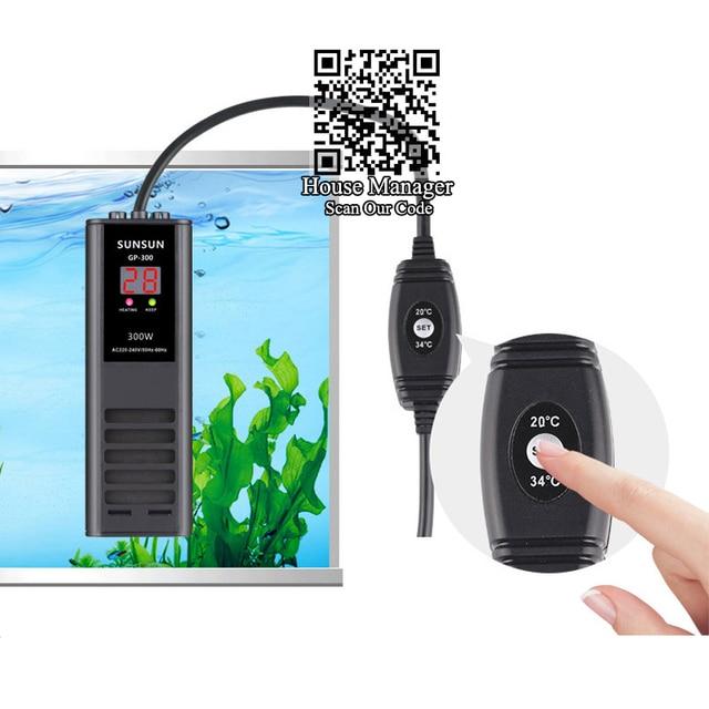 Digital Aquarium Temperature Controller 5