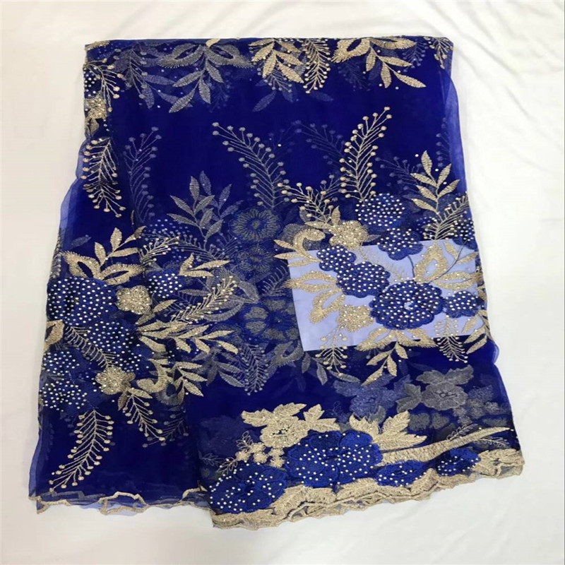 African Mesh Fabric For Evening Dress Fabric With Stones Fabric For Dressing 2018 African French Lace Fabric Heavy Quality 30African Mesh Fabric For Evening Dress Fabric With Stones Fabric For Dressing 2018 African French Lace Fabric Heavy Quality 30