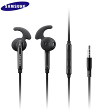 3.5mm Wired Headphone with Mic Remote Volume Control Earphone stereo sport Earbud for Samsung Galaxy S6 S7 edge S8 S9 S10 E PLUS with mic remote volume earphone cable for ultimate ears ue tf10 sf3 sf5 5eb 5pro triplefi 15vm ln004994
