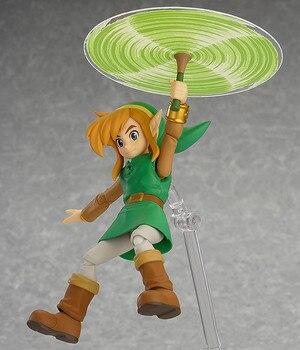 Figurine Link la légende de Zelda Articulé Accessoires