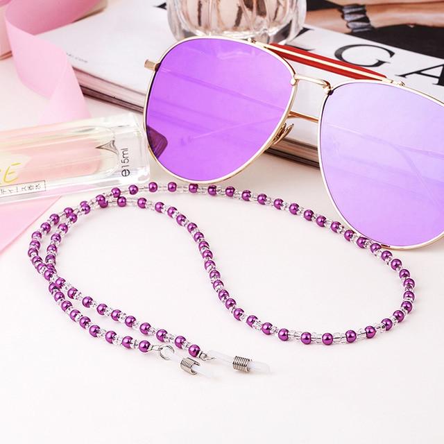 b1ea7d188 نظارات القراءة النظارات النظارات الشمسية نظارات سلسلة الحبل حامل 6 ألوان لل  خيارات مختلفة
