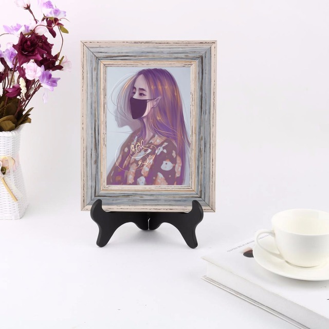 Plastic Plate Display Stands 4040 To 4040 Inch Photo Frame Picture New Art Display Stands Racks