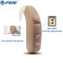 Ear Instrument Hearing Aid like siemens Amplifier Digital Hearing Aids Answer the Phone Headphone High Power MY-13