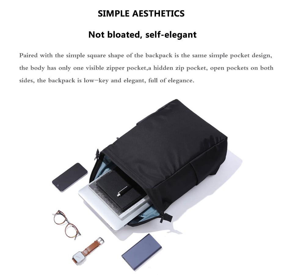 Xiaomi 90FUN Bag Commuter Backpack 6