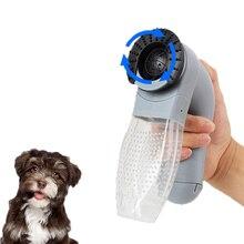 Plastic Electric Pet Suction Massage Device