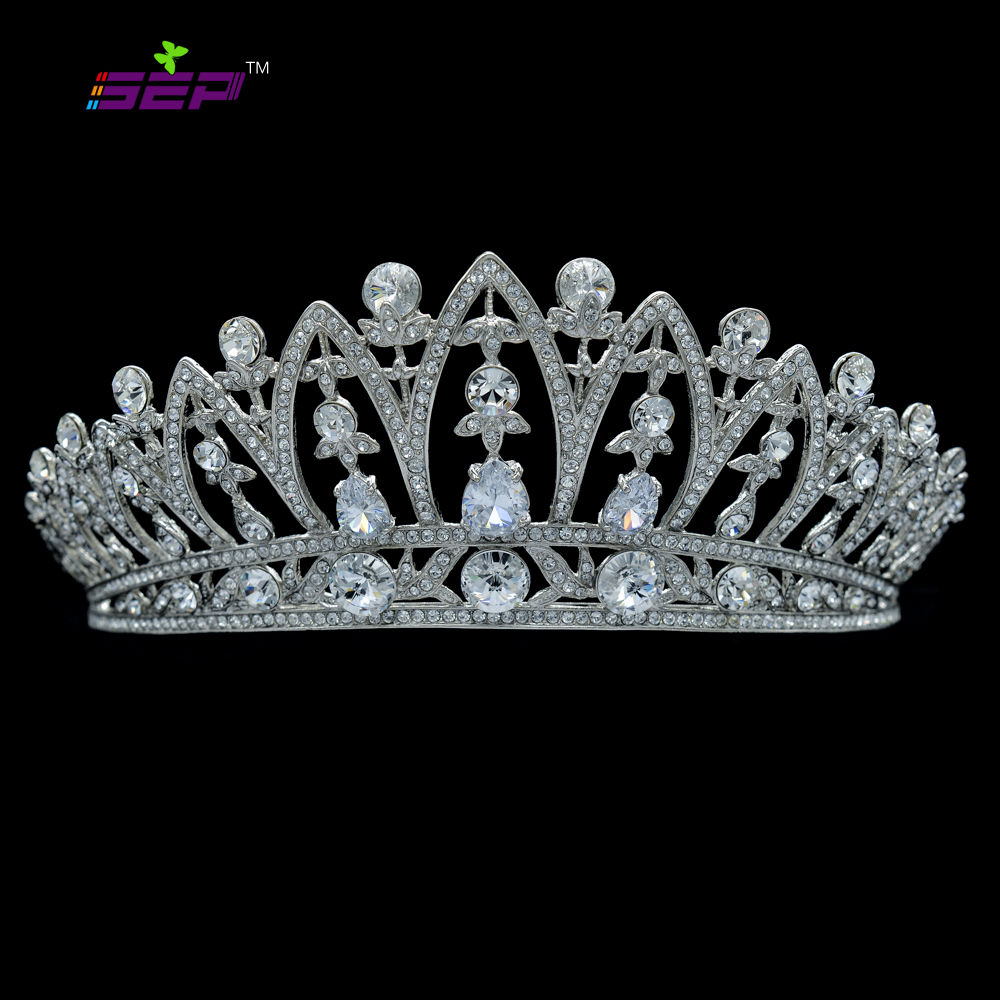 Real Bridal Tiara: Compare Prices On Real Crown- Online Shopping/Buy Low