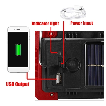 Outdoor Solar Power Bank  4