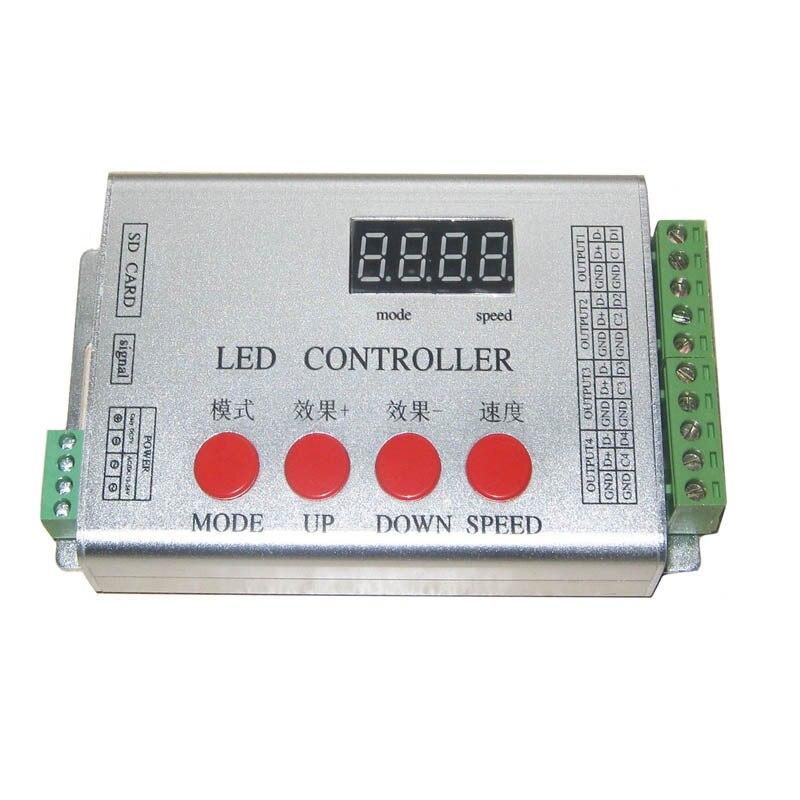 Contrôleur de module DMX 3 canaux 1809 6803 1909 6909 9813 12VDC CCC CE FCC RoHS