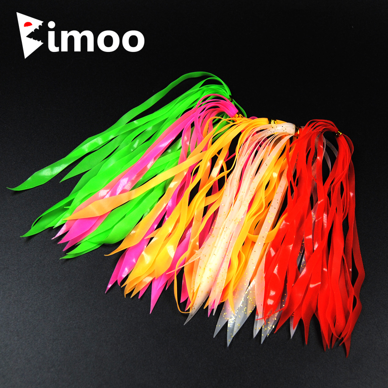 5 pcs//lot Silicone Skirts Frog Claws SpinnerBait Buzzbait Squid Rubber Jig Lures