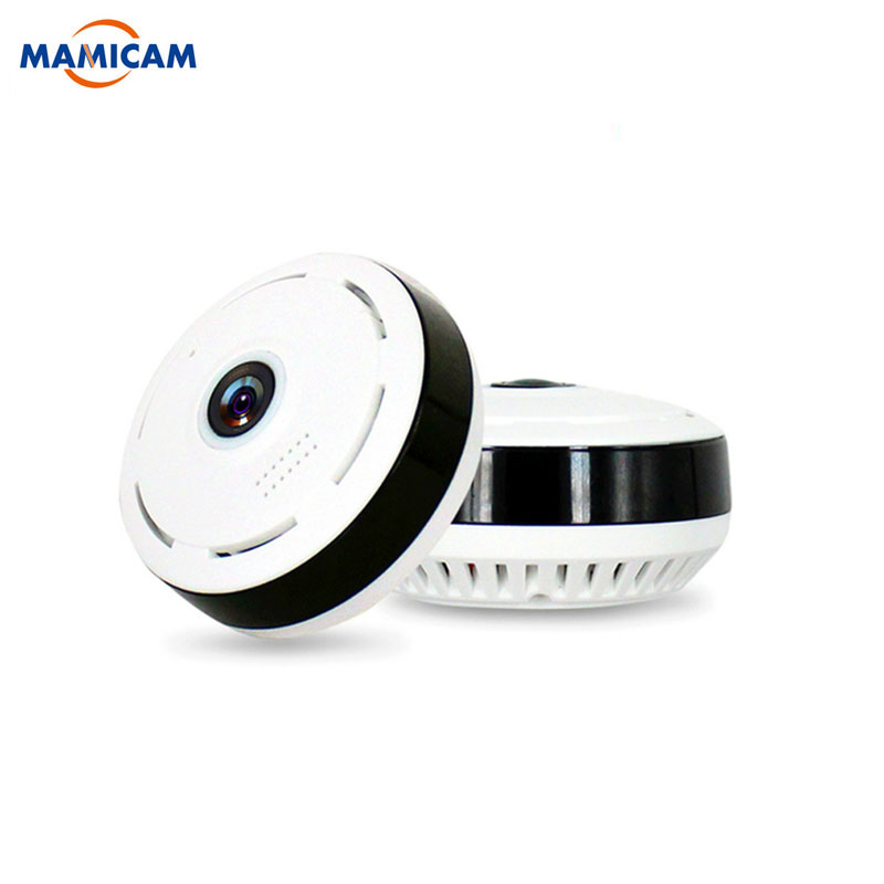 HD 960P Wifi IP Camera Home Security Wireless 360 Degree Panoramic CCTV Camera Night Vision Fish Eyes Lens VR Cam 185 degree fish eyes lens ir night vision 720p cmos wireless ip camera