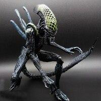 SAINTGI Alien vs Predator speelgoed Gemengde menselijk AVP ABS 23 cm Model Collectie kids MOVIE Brinquedos Serie Litteken Sci-fi Film Lone Wolf