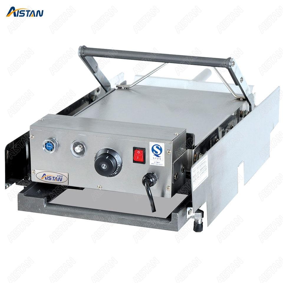 GF212 electric bun hamburger toaster maker cooker oven machine 1