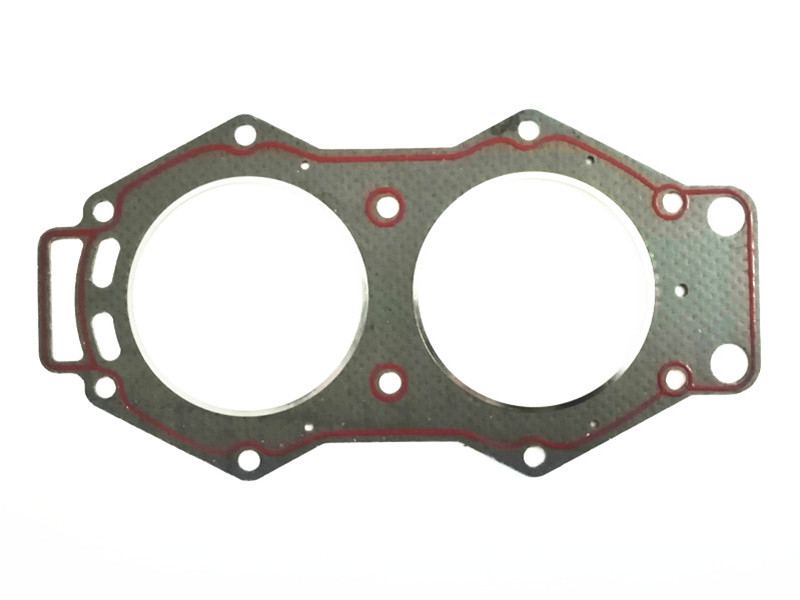 Head Gasket for Yamaha 115 130 140 HP Cylinder Head 1 Gasket 115TJRZ 115TLRC 115ETLD 6E5-11181-A2-00 6E5-11181-A2