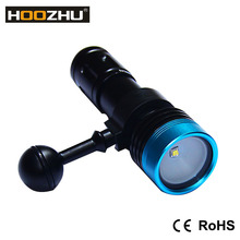 Hottest Max 900 lm Deep Scuba Diving Video Light with Ball Mount Waterproof 100m Scuba Photographing Dive Video Flashlight V11