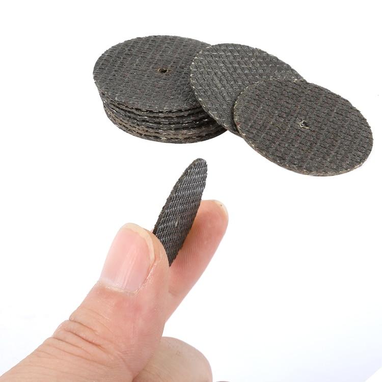 10Pcs 32mm pryskyřice Fiber Metal Cutting Disc Kotoučová pila - Brusné nástroje - Fotografie 3