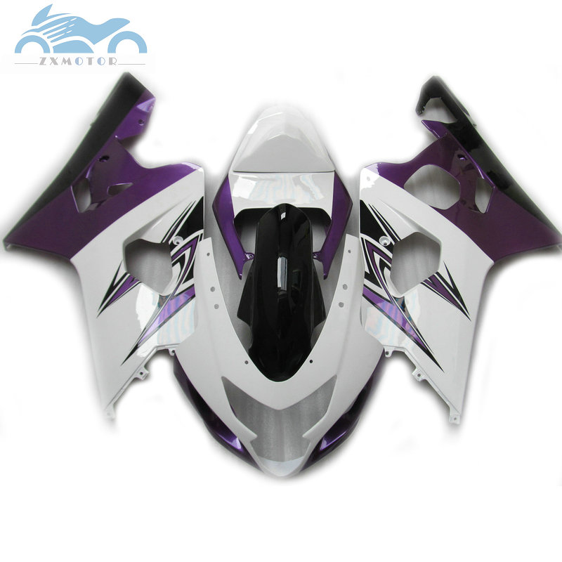 Top ++99 cheap products 05 gsxr 600 fairing kit in ROMO
