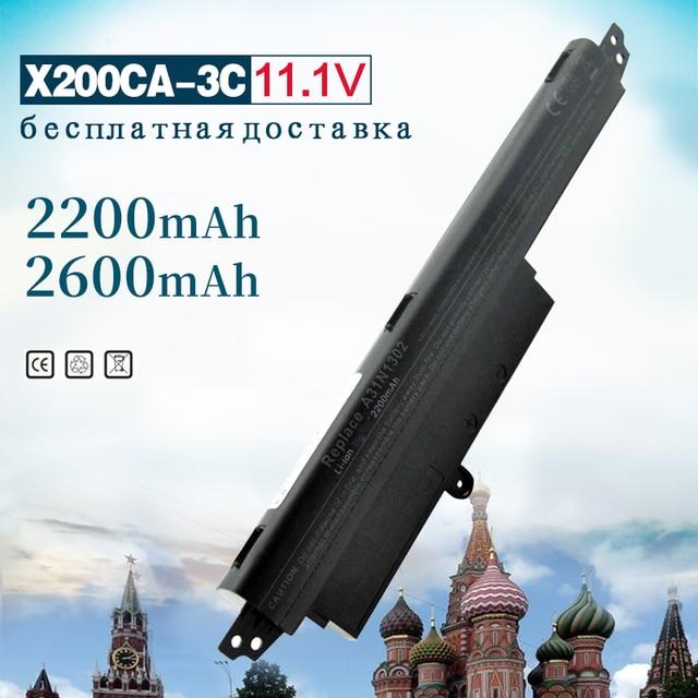 Golooloo 11,1 V ноутбук Батарея для ASUS X200CA X200MA X200M X200LA A31LMH2 A31N1302 A31N1302 A31LM9H для VivoBook R202CA X200MA