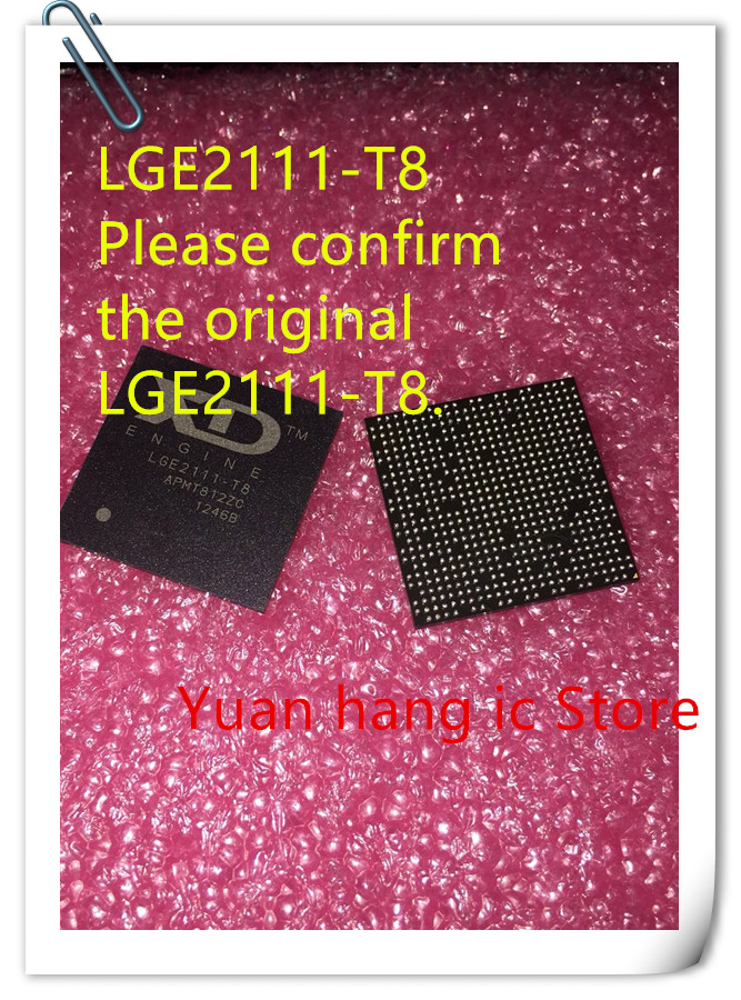 1PCS  LGE2111-T8 LGE2111 T8 New BGA
