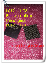 Бесплатная доставка 1 шт. LGE2111-T8 LGE2111 T8 Новый BGA