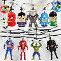 Brinquedo quente o mais engraçado despicable me minion crianças helicóptero de brinquedo rc controle remoto brinquedo super hero presente de natal