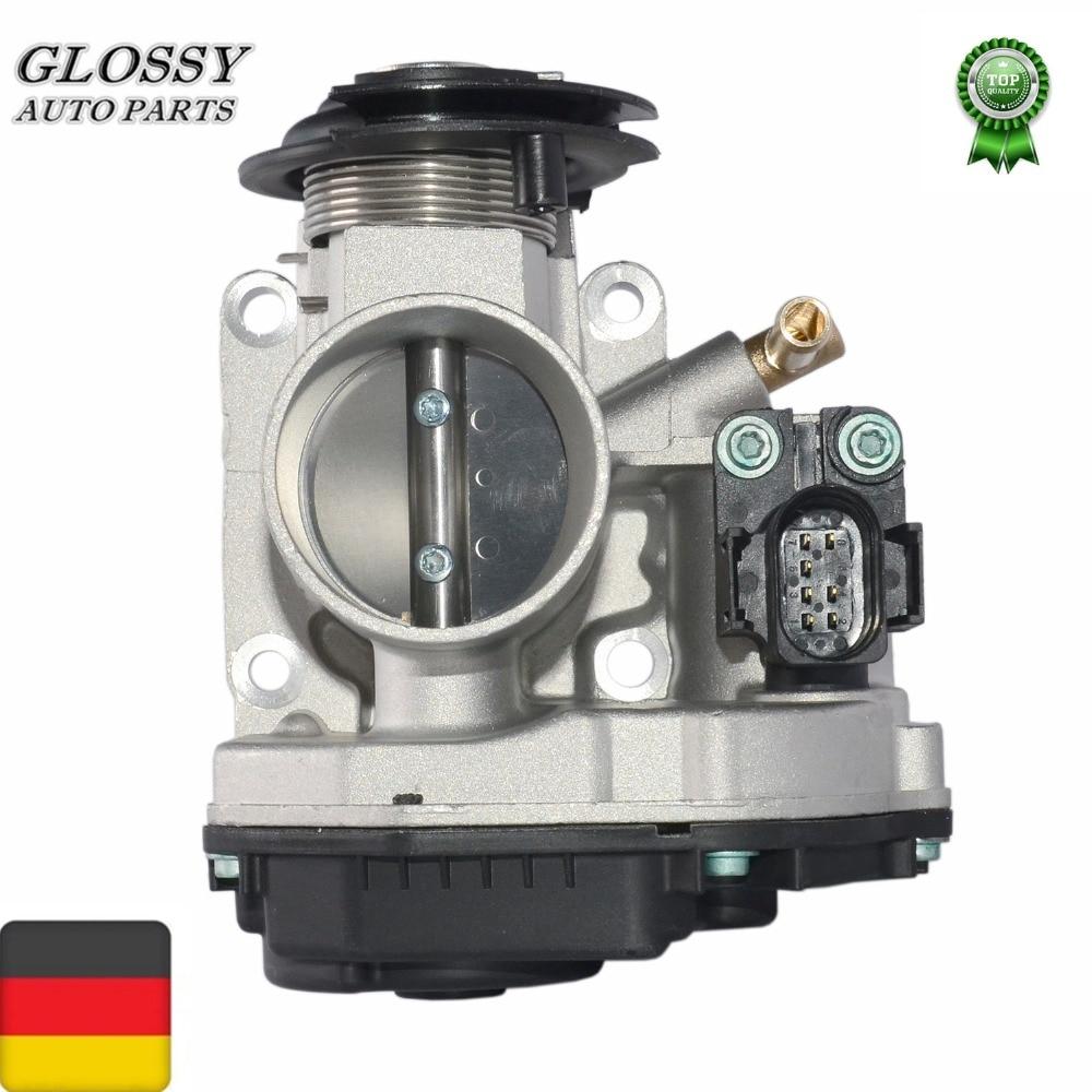 Throttle Body Assembly For SEAT AROSA SKODA OCTAVIA VW GOLF 4 1J 1.4 16V 030133064F 408237130004 408-237-130-004Z 408237130004Z