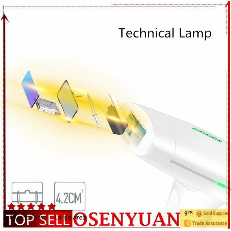 Hair Removal Flash Lamp Laser Machine Replacement Head Cartridge For Face Body Painless Photon IPL Hair Removal Epilator hair removal 300000 flash lamp laser machine replacement head cartridge for face body painless ipl hair removal epilator
