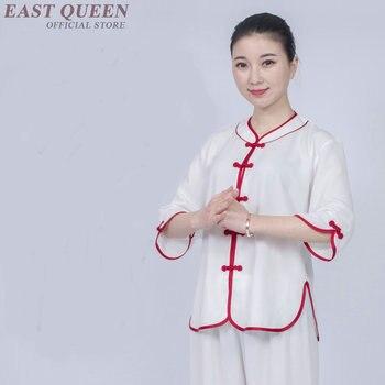 Tai chi uniform clothing taichi clothes women men wushu clothing kung fu uniform suit martial arts uniform exercise FF691