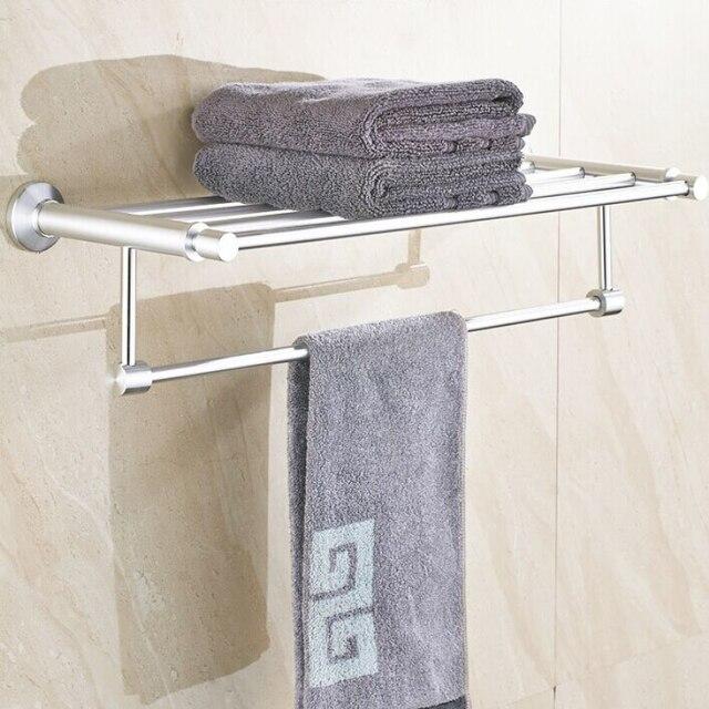 Free Shipping Towel Rack Holder Towel Shelf Tower Rail Towel Hanger ...