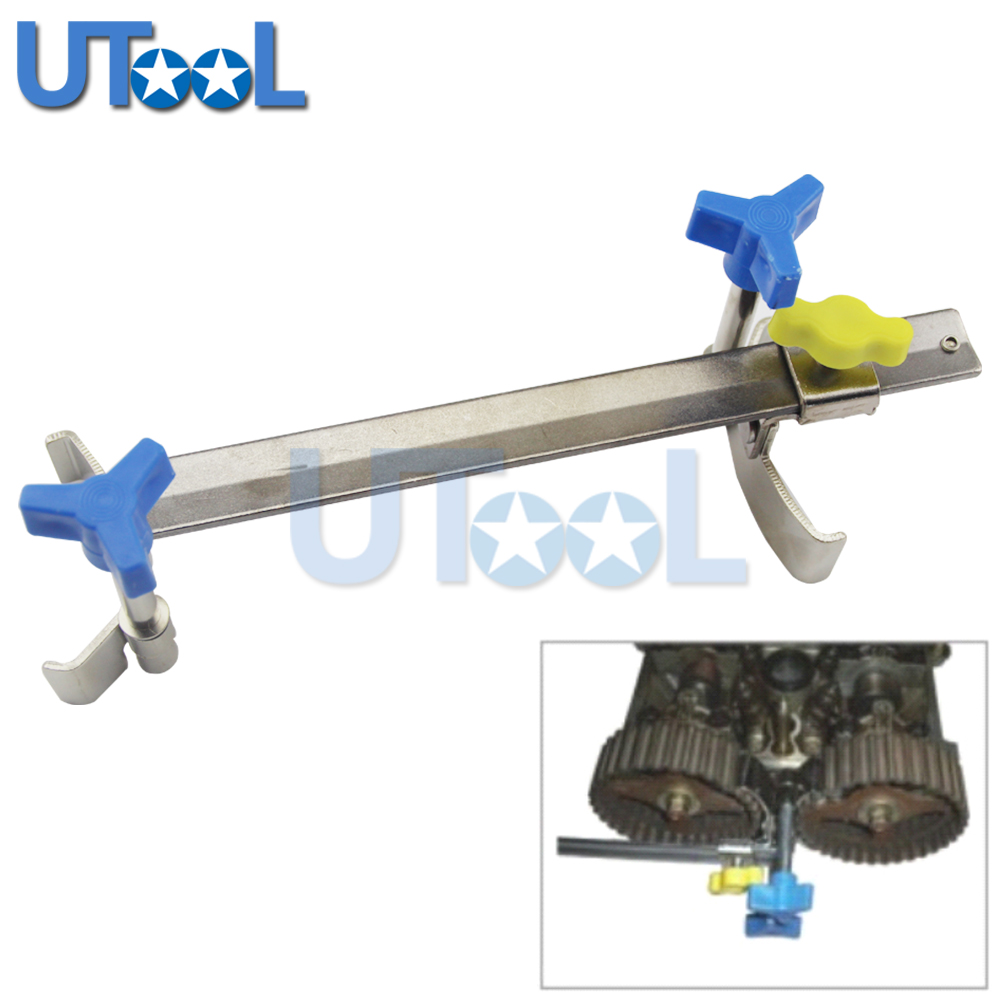 Universal Engine Twin Cam Camshaft Locking Tool Kit Engine Timing Belt Holding Tool