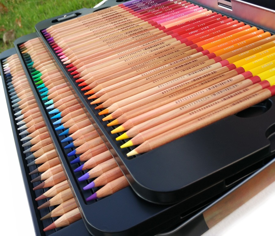 Marco 3100 72&100 Colored Pencils-4