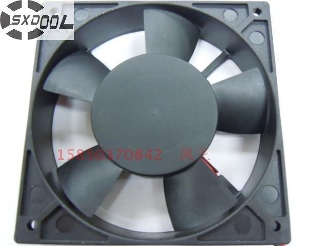 SXDOOL SP1202524H 12025 12cm DC24V 0.24A the Braim cooling fan radiator equipment fan sxdool mds c1 v1 fan nc5332h44 mmf 09d24ts rn9 dc 24v 0 19a server inverter cooling fan